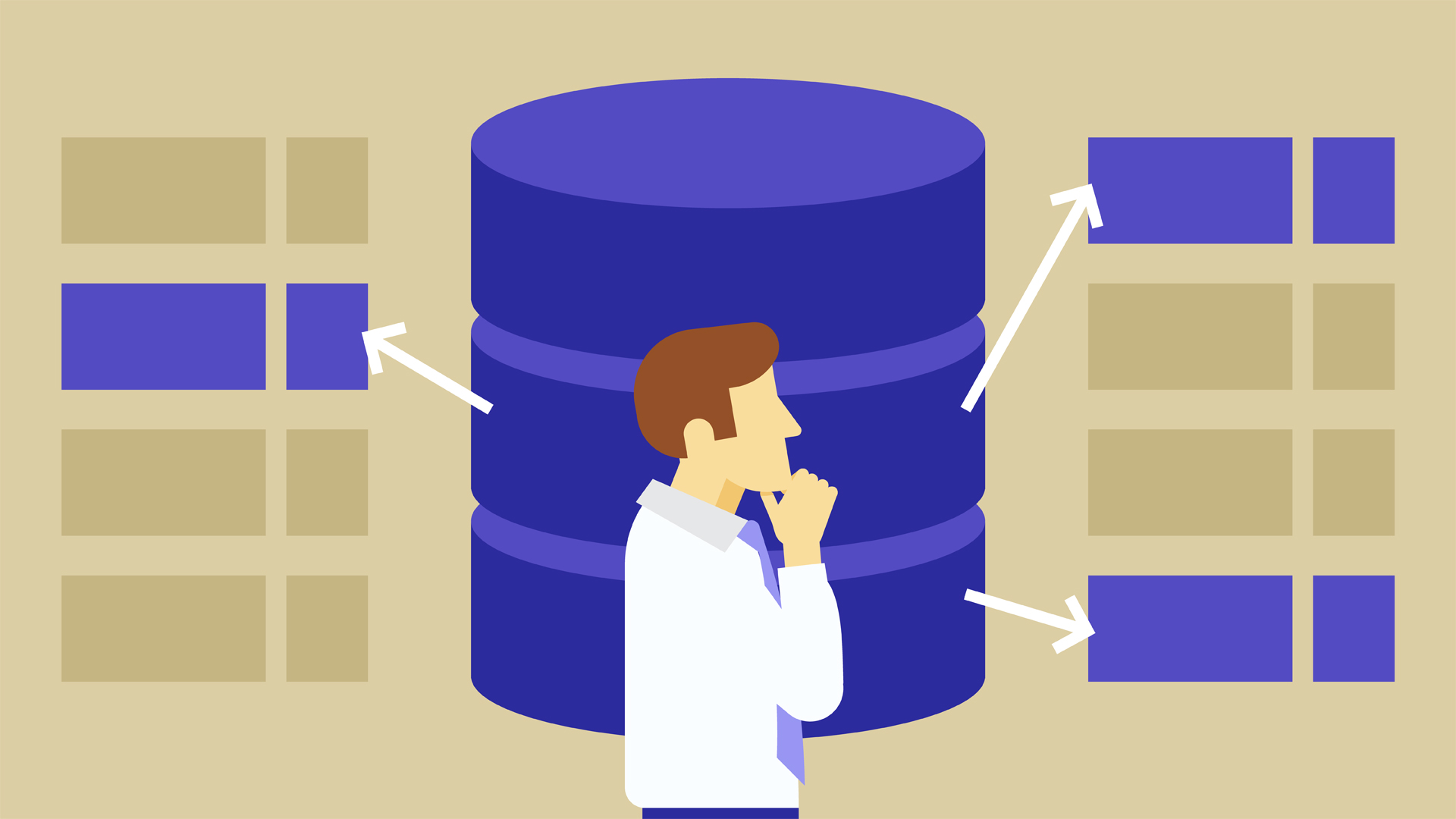 Microsoft Access Database Tying Together Many Work Processes in a Single Package